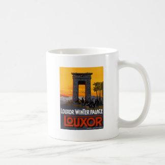 Luxor Egypt Mugs