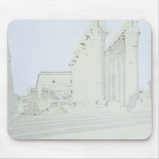 Luxor Temple Mouse Pad