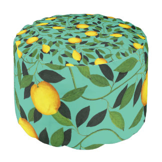 Luxuriance Pouf