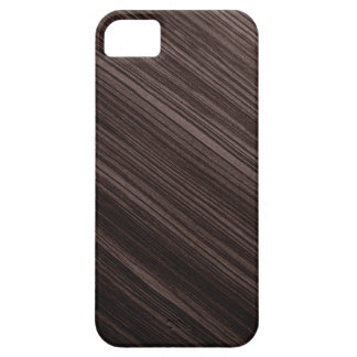 Luxurious Mahogany Wood Look Background Case For The iPhone 5