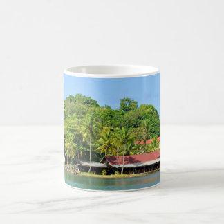 Luxurious resort coffee mug