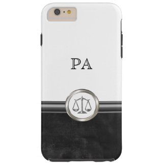 Luxury Attorney Theme Tough iPhone 6 Plus Case
