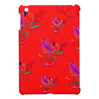 Luxury bolivia flowers / Ethno collection Cover For The iPad Mini