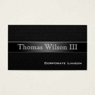 Luxury Carbon Fiber Professional Business Cards
