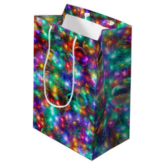 Luxury Christmas Medium Gift Bag