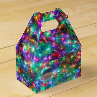 Luxury Christmas Party Favor Boxes