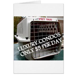 LUXURY CONDOS CARD