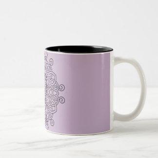 Luxury design Mug with mandala