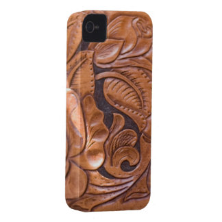 luxury fashion leather skin  VOL6 Case-Mate iPhone 4 Cases