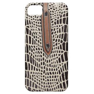 luxury fashion leather skin  VOL8 iPhone 5 Case
