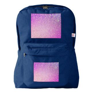 Luxury Glitter Backpack
