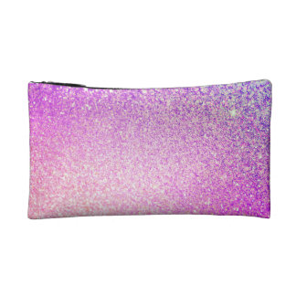 Luxury Glitter Cosmetic Bags