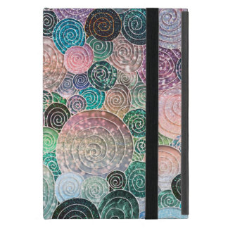 Luxury Glitter Dots and Circles - colorful pastel Case For iPad Mini