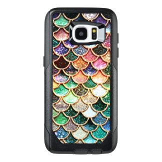 Luxury Glitter Mermaid Scales - Multicolor