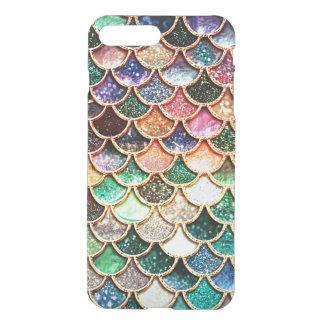 Luxury Glitter Mermaid Scales - Multicolor iPhone 8 Plus/7 Plus Case