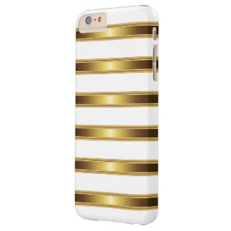Luxury Gold Look Barely There iPhone 6 Plus Case