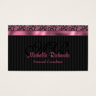 Luxury Lace Business Card