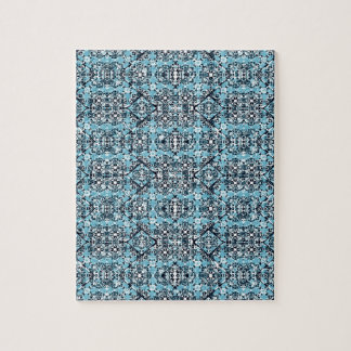 Luxury Oriental Ornate Pattern Jigsaw Puzzle