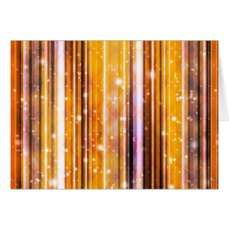 Luxury Party Dreams Futuristic Abstract Design Card