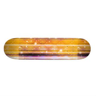 Luxury Party Dreams Futuristic Abstract Design Skate Board Deck
