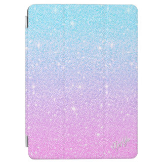 Luxury Pastel Ombre Glitter iPad Air Smart Cover iPad Air Cover