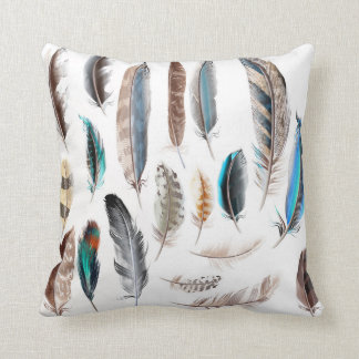Luxury pillow with Feathers