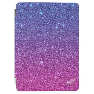 Luxury Purple Ombre Glitter iPad Air Smart Cover iPad Air Cover