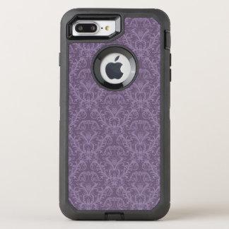 Luxury Purple Wallpaper OtterBox Defender iPhone 7 Plus Case