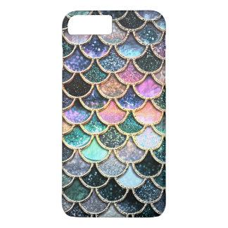 Luxury silver Glitter Mermaid Scales iPhone 8 Plus/7 Plus Case