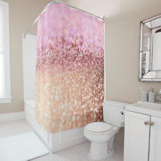 Luxury Sparkling Pink Ombre Glitter Gradient