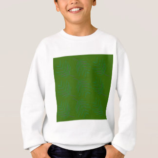 Luxury vintage Palms / Summer edition Sweatshirt