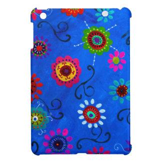 LV WHIMSICAL FLOWERS I iPad MINI COVER