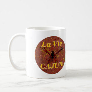 LVC Mug, Brown Coffee Mug