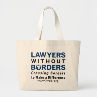 LWOB Canvas Bag