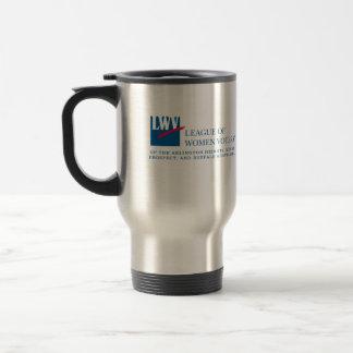 LWVAH Travel Mug (logo facing out)
