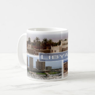 LY Libya - Coffee Mug