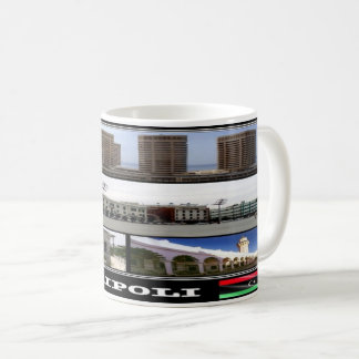 LY Libya - Tripoli - Coffee Mug