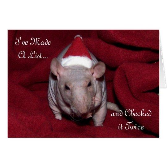 Lydia Christmas Card 1