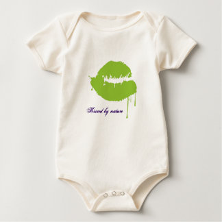Lyfstar(TM) organic cotton Baby Bodysuit