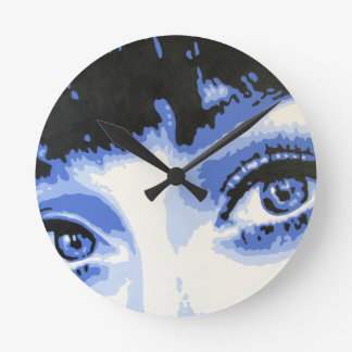 LYIN' EYES WALLCLOCK