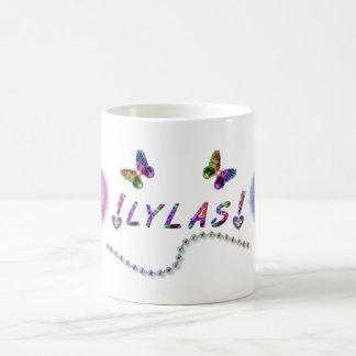 LYLAS Love you like a Sister Coffee Mug