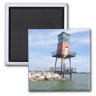 Lyman Boat Sign Photo magnet