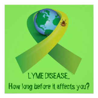 Lyme Around the World Poster