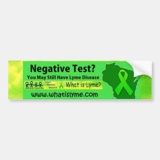 Lyme Awareness Bumper Sticker