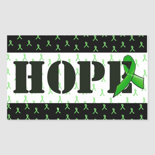 Lyme Disease Awareness Hope Sticker
