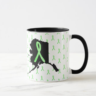 Lyme Disease Awareness in Alaska Coffee Mug