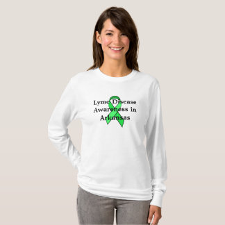 Lyme Disease Awareness in Arkansas Shirt