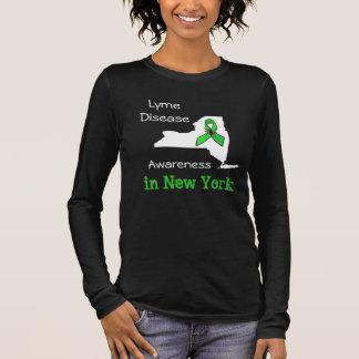 Lyme Disease Awareness in New York Shirt
