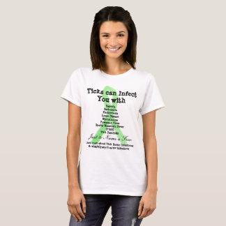 Lyme Disease & Co Infections Awareness Shirt