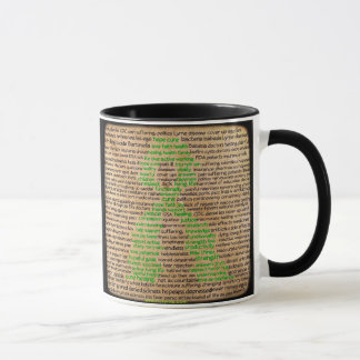 Lyme Disease Feelings Awareness Coffee Mug